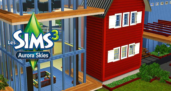 D tails du torrent sims 3 aurora skies belladedox3 for Sims 3 store torrent