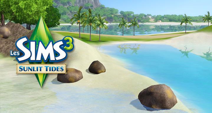monde sims 3 sunlit tides